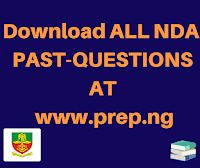 nda past questions on geography
