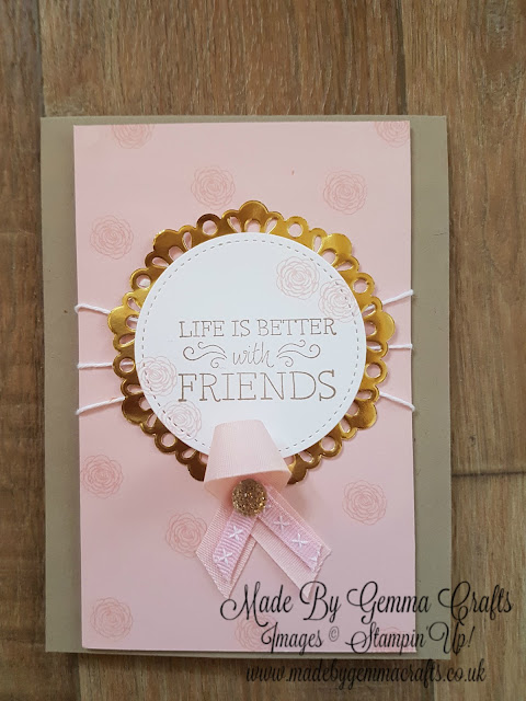 Stampin'Up! Just Add Text