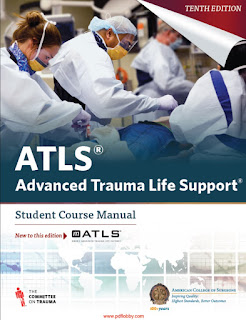 Atls Student Course Manual Advanced Trauma Life Support 10th Edition