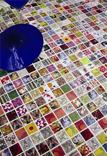 An image of tile design