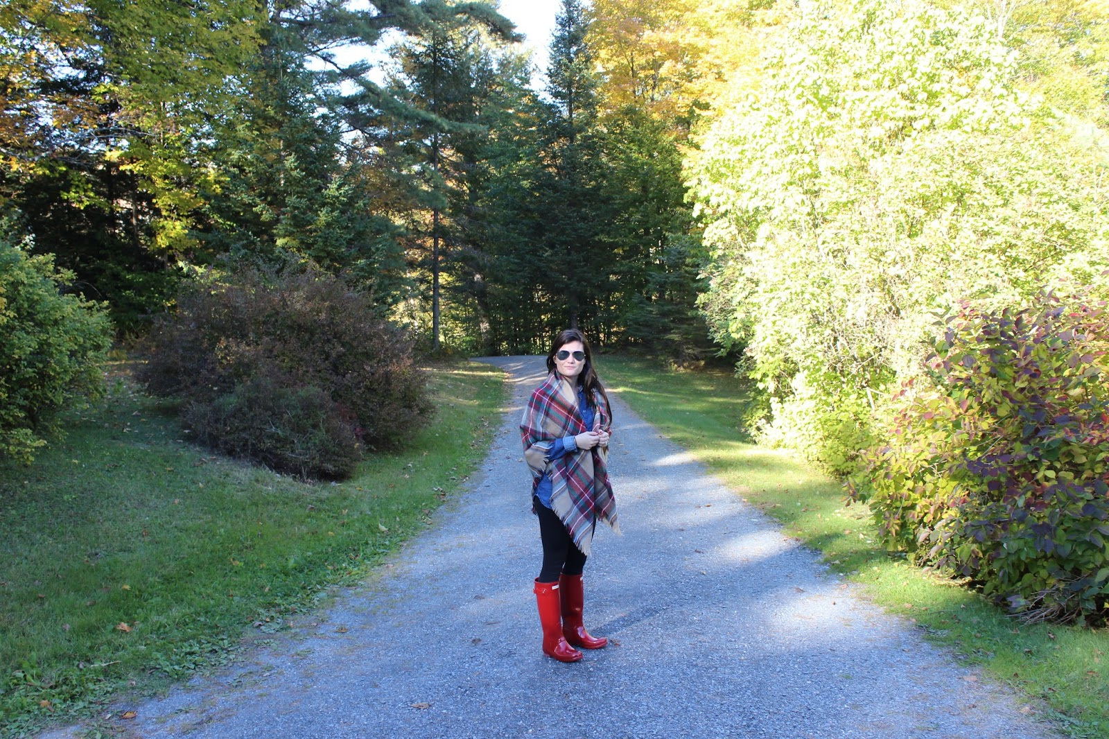 The Neapolitan, Vermont, Fall, Fall in Vermont