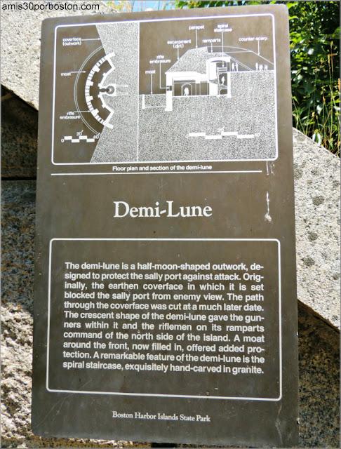 Fuerte Warren: Cartel del Demi-Lune