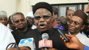 Why I Asked Nigerians To Stone Buhari - APC Leader Tony Momoh