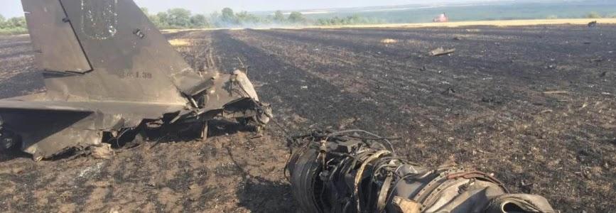 Одеський авіазавод звинувачує Мотор Січ в аварії L-39 ЗСУ