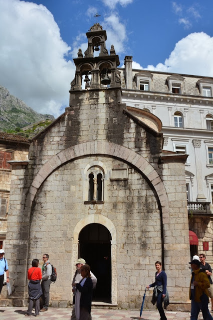 Saint Luke church Kotor