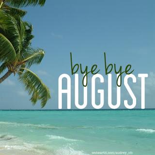 Podsumowanie sierpnia, a co za tym idzie całych wakacji!