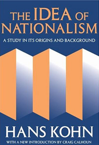 Hans Kohn, The Idea of Nationalism