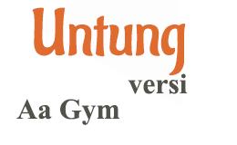 5 Definisi Untung Menurut Aa Gym | Kisah Sukses