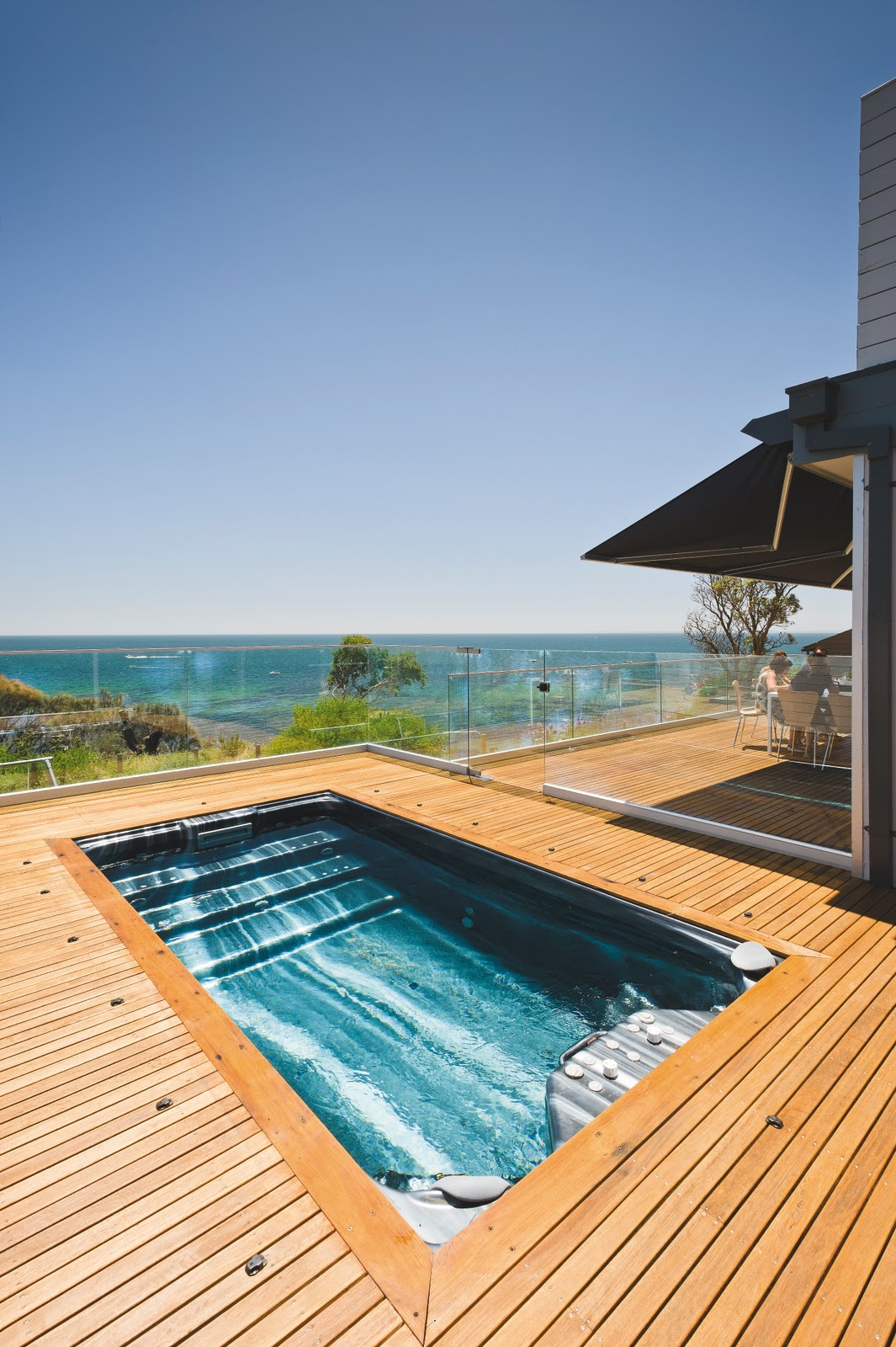 Spa In Swimming Pool: Endless Spas: Endless Spa On-Site Swim Spa Inspections
