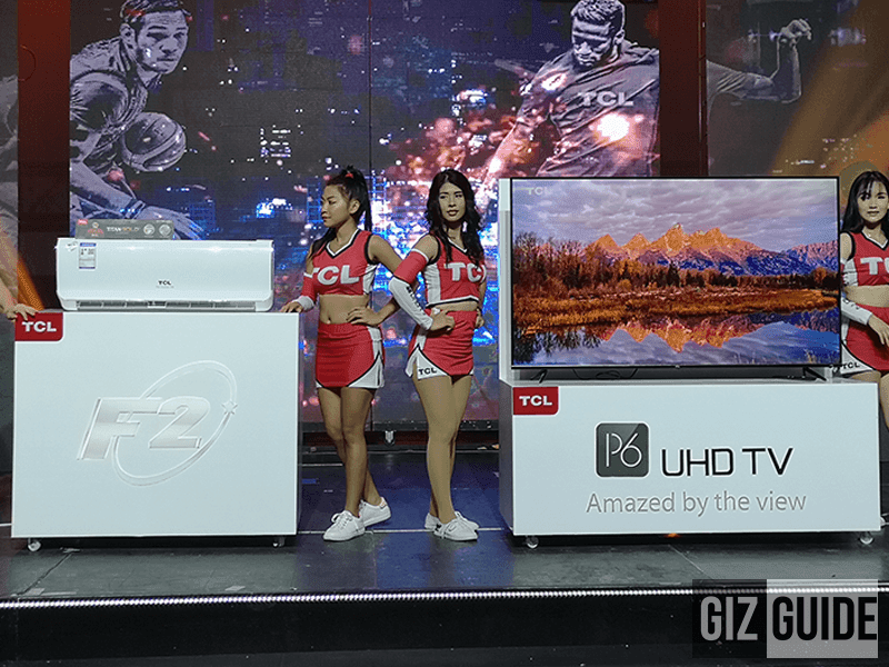 TCL announces P6 Super Slim 4K Smart TV and F2 Split Type Aircon in the Philippines