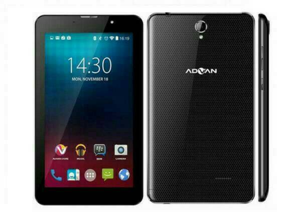 Advan Bima i7A, Tablet 4G LTE Murah Yang Cocok Untuk Anak