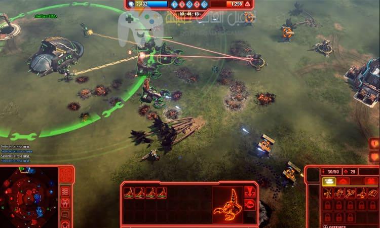 تحميل لعبة Red Alert 4 برابط واحد مباشر