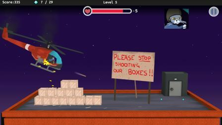 screenshot shakey's escape 3
