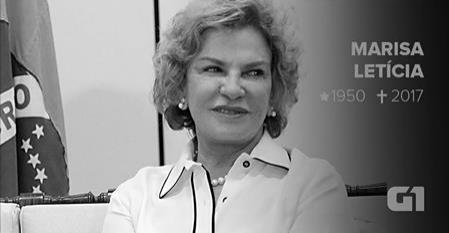 Dona Marisa, ex-primeira-dama, morre em SP