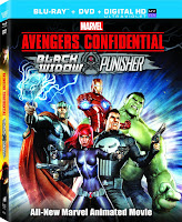 Avengers Confidential: Black Widow & Punisher (2004) - Subtitle Indonesia