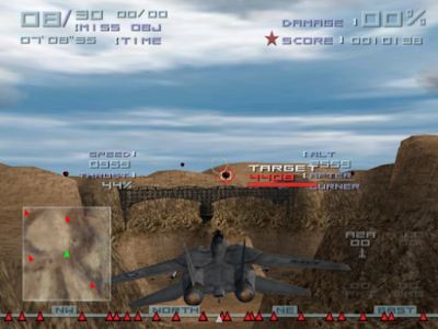 Download Game Top Gun: Fire at Will PPSSPP CSO For Android Ukuran Kecil