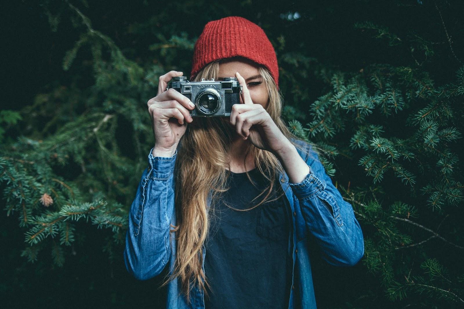 Advantage of digital SLR Camera