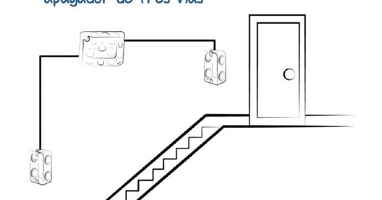 instalaciones el u00e9ctricas residenciales  instalaci u00f3n de apagador de 3 v u00edas