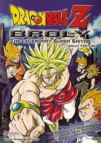 Watch Dragon Ball Z: Broly – The Legendary Super Saiyan Online Free in HD