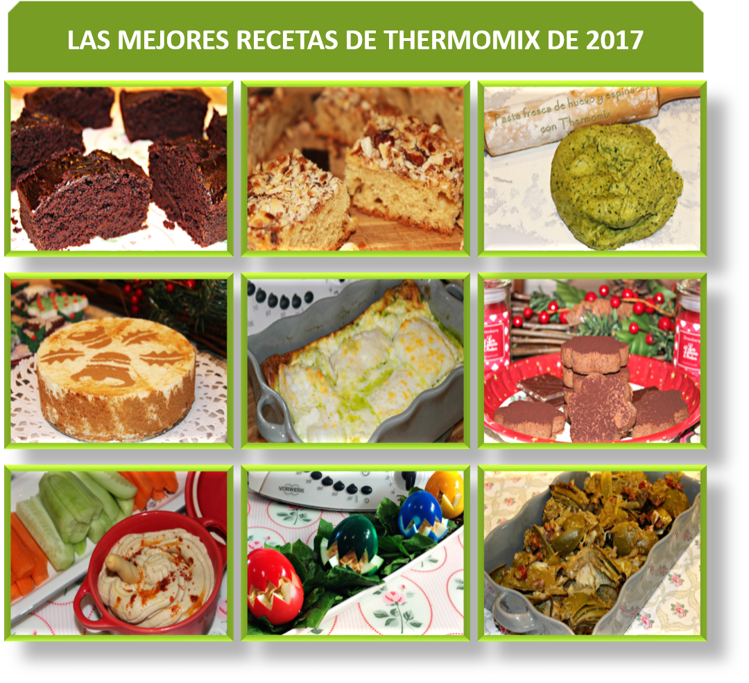 las mejores recetas con thermomix de 2017 thermomixil. Black Bedroom Furniture Sets. Home Design Ideas