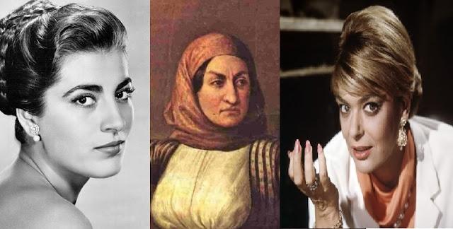 Gratë me Origjinë Shqiptare që Formuësuan Greqinë Moderne