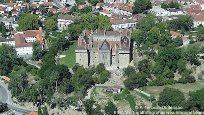 Guimarães - Paço dos Duques de Bragança