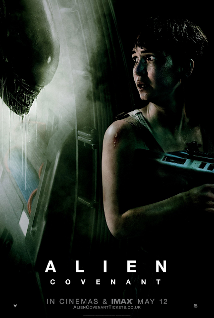 'Alien: Covenant' - Poster