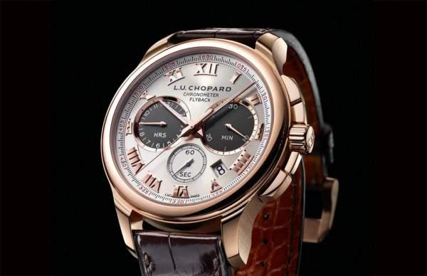 Jam tangan paling terkenal merk Chopard
