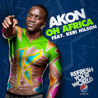 Oh Africa Akon Lyrics with Keri Hilson