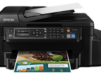 Epson ET-4550 Printer Drivers Download for Mac and Windows
