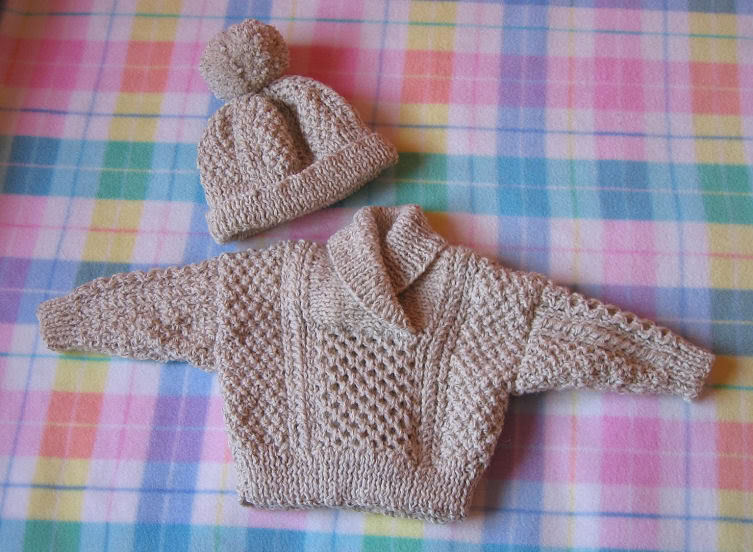 free knitting pattern boys baby clothes models