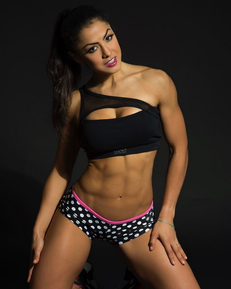 Cristina Silva fitness motivation