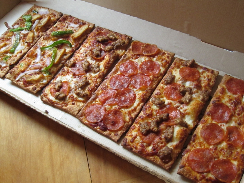 Review Pizza Hut
