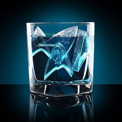 Star Trek Insignia Icecube Tray