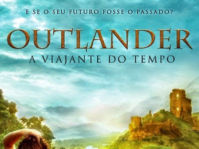 A Viajante do Tempo (Outlander #1), de Diana Gabaldon e Saída de Emergência Brasil