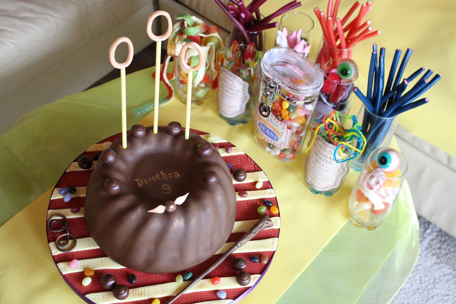 Harry Potter Kuchen Deko Selber Machen Kuchen Selber Machen Geburtstag