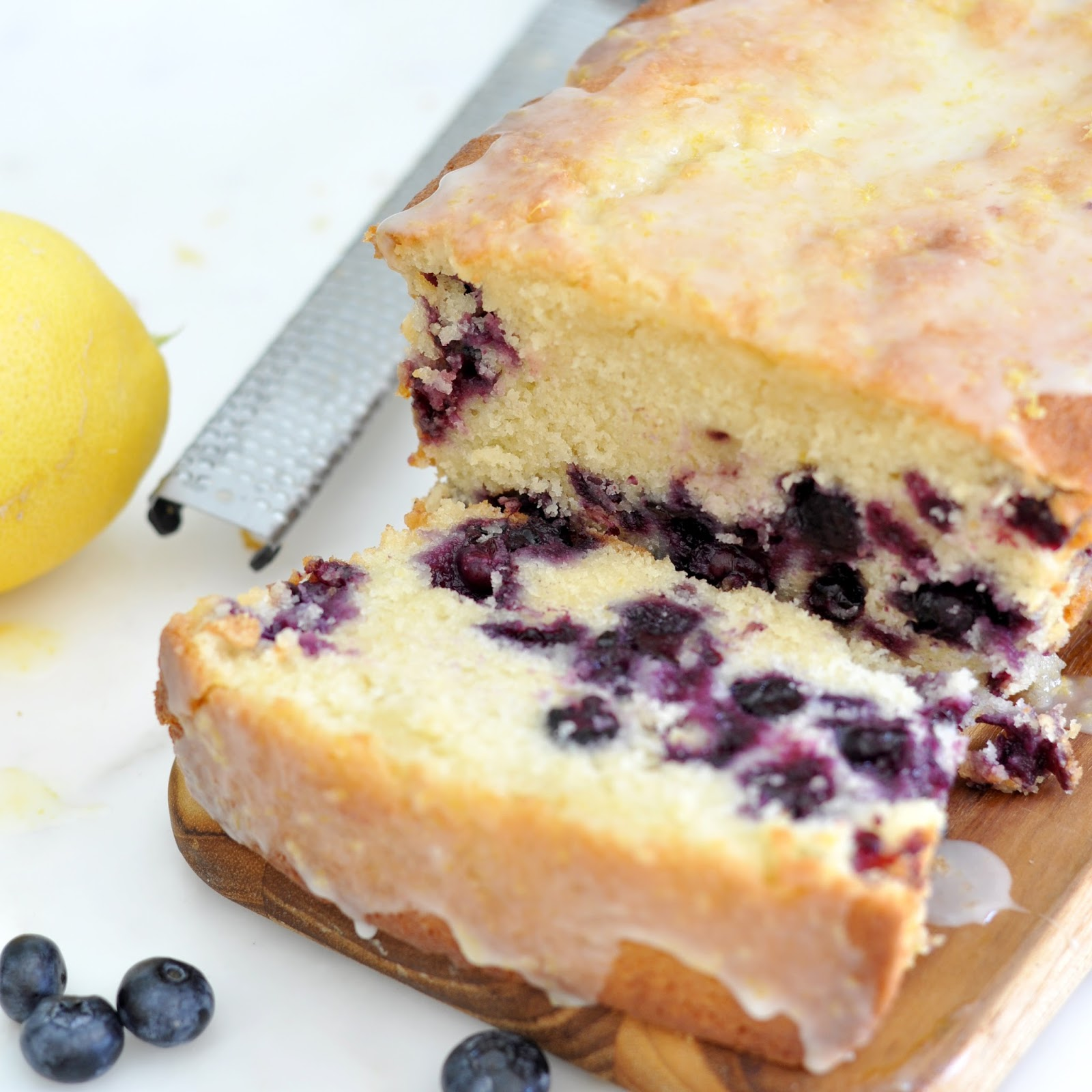 Cooking With Manuela Moist And Flavorful Blueberry Lemon Poundcake