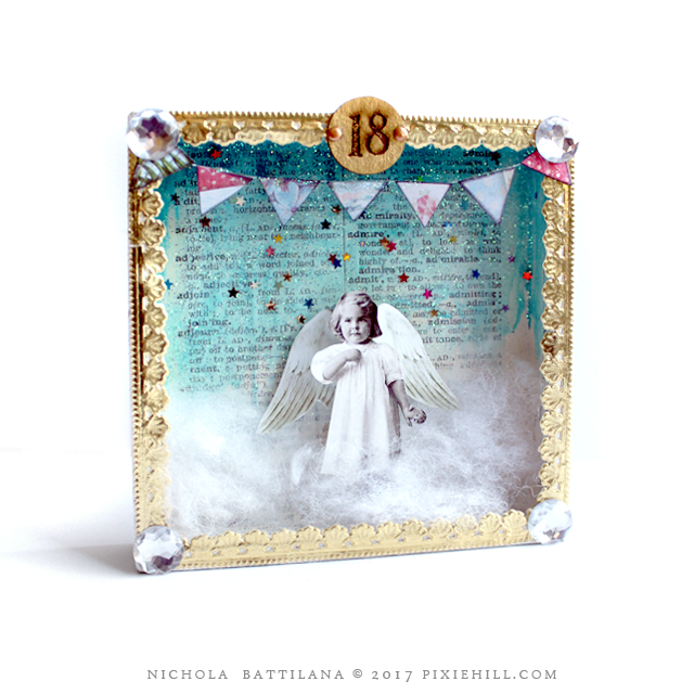 Little Angel Shrine - Nichola Battilana