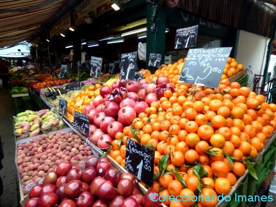 Naschmarkt, mercadillo callejero - visitar Viena en 3 días