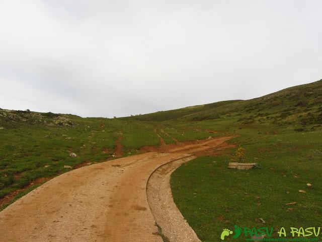 Entrada en Las Machadas, Somiedo