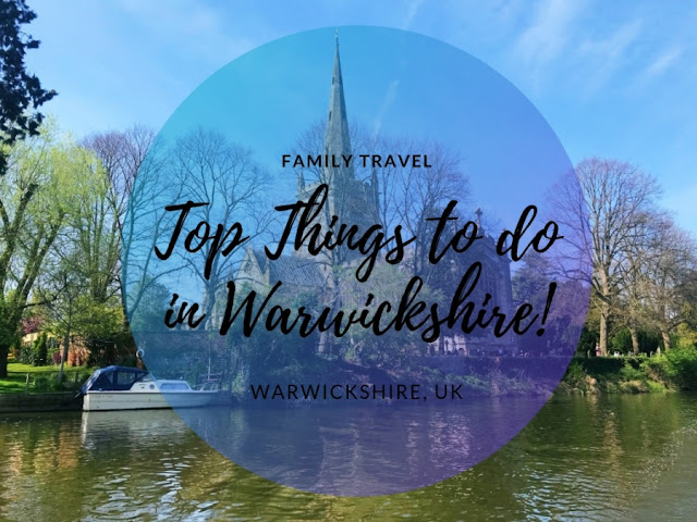 Top Things to Do in Warwickshire, UK
