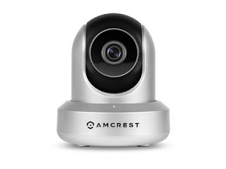 Amcrest WiFi Wireless IP Security Surveillance Camera