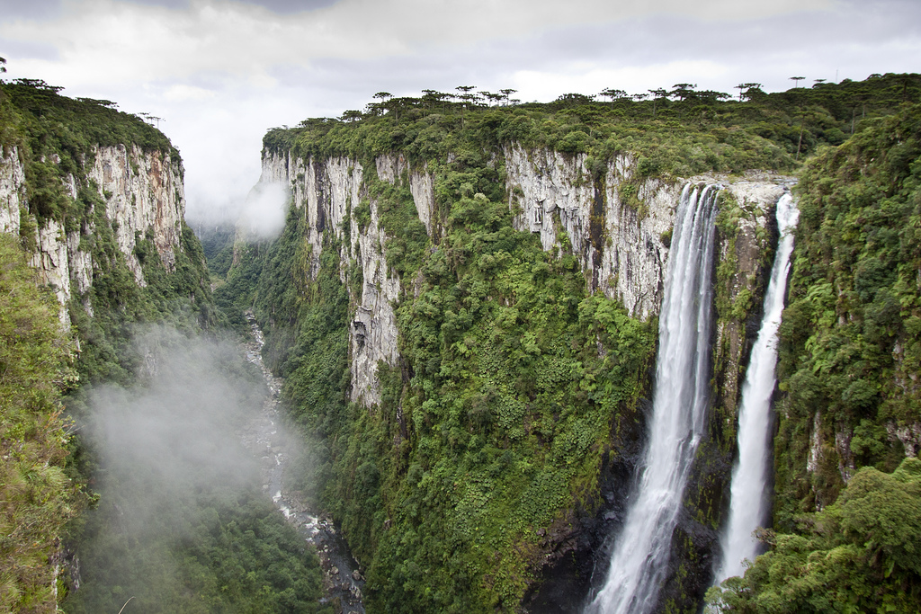 Canion de Itaimbezinho - Santa Catarina/Rio Grande do Sul