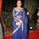 Sonakshi Sinha hot saree stills