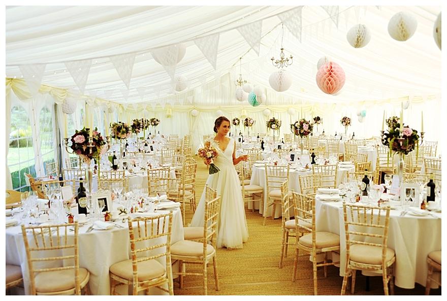 Real Glamorous Detail-Filled Wedding: Jude & James