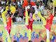 Cheerleaders of Chennai Super Kings