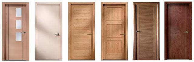 Puertas principales de madera decoraci n del hogar for Puertas de madera interiores minimalistas