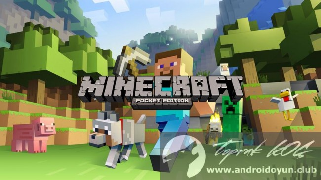 minecraft pocket edition v1 0 4 0 full apk - MINECRAFT POCKET EDITION V1.0.4.0 FULL APK (MCPE 1.0.4.0)
