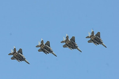 4 Jet Tempur Saudi Tiba di Turki