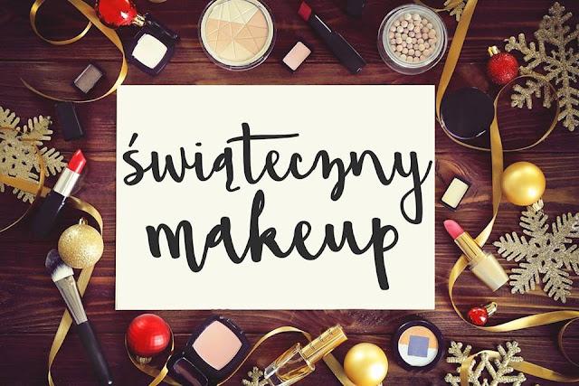 ❄ 13 Świąteczny makijaż | Blogmas ❄